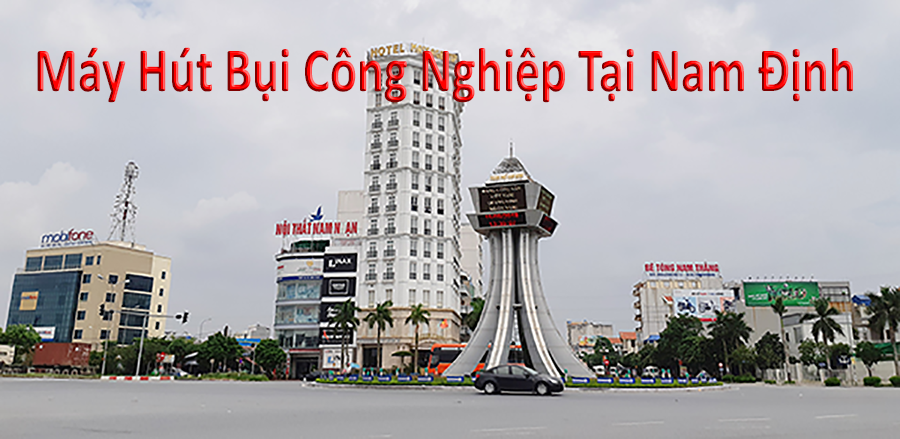 Mua May Hut Bui Cong Nghiep Tai Nam Dinh