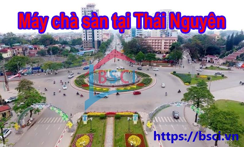May Cha San Tai Thai Nguyen